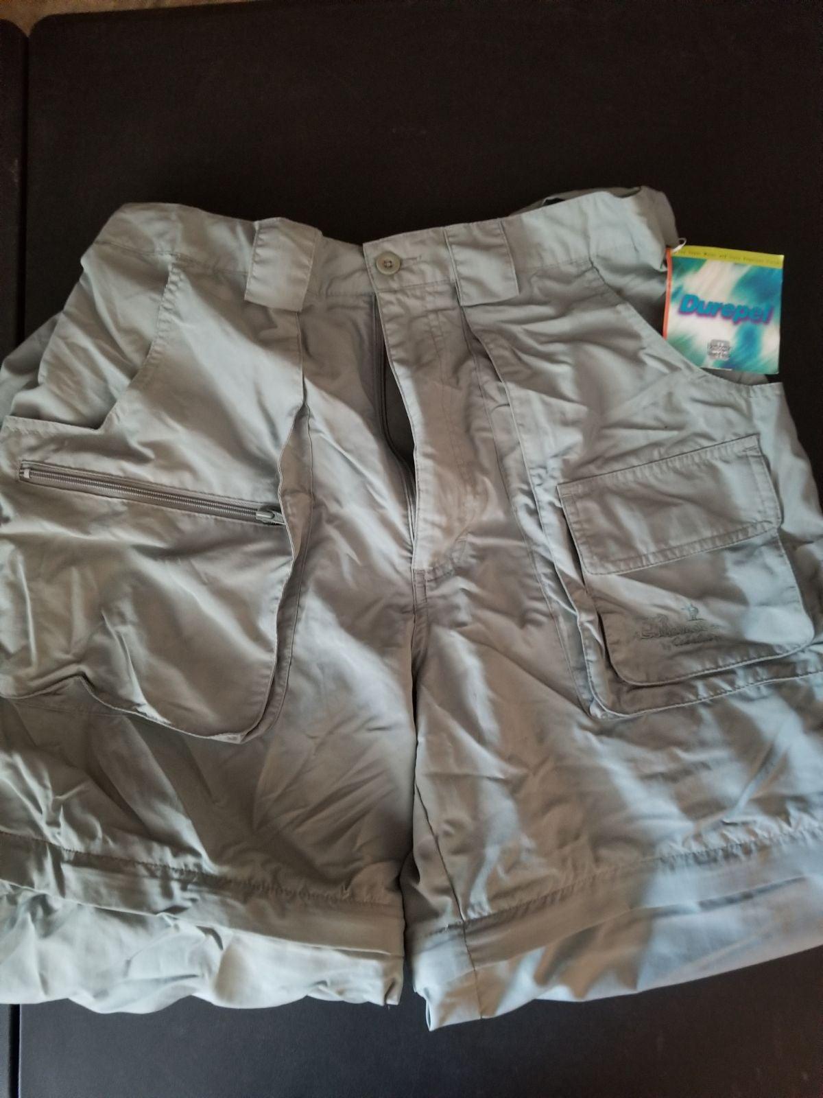 Cabelas Guidewear Zip off pant
