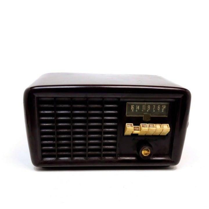 Needs Repair Vintage Tube Radio Wards