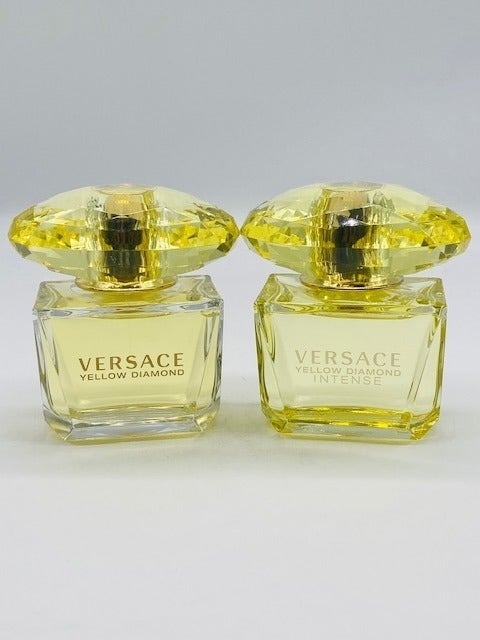 Versace Yellow Diamond & Intense 3.0oz