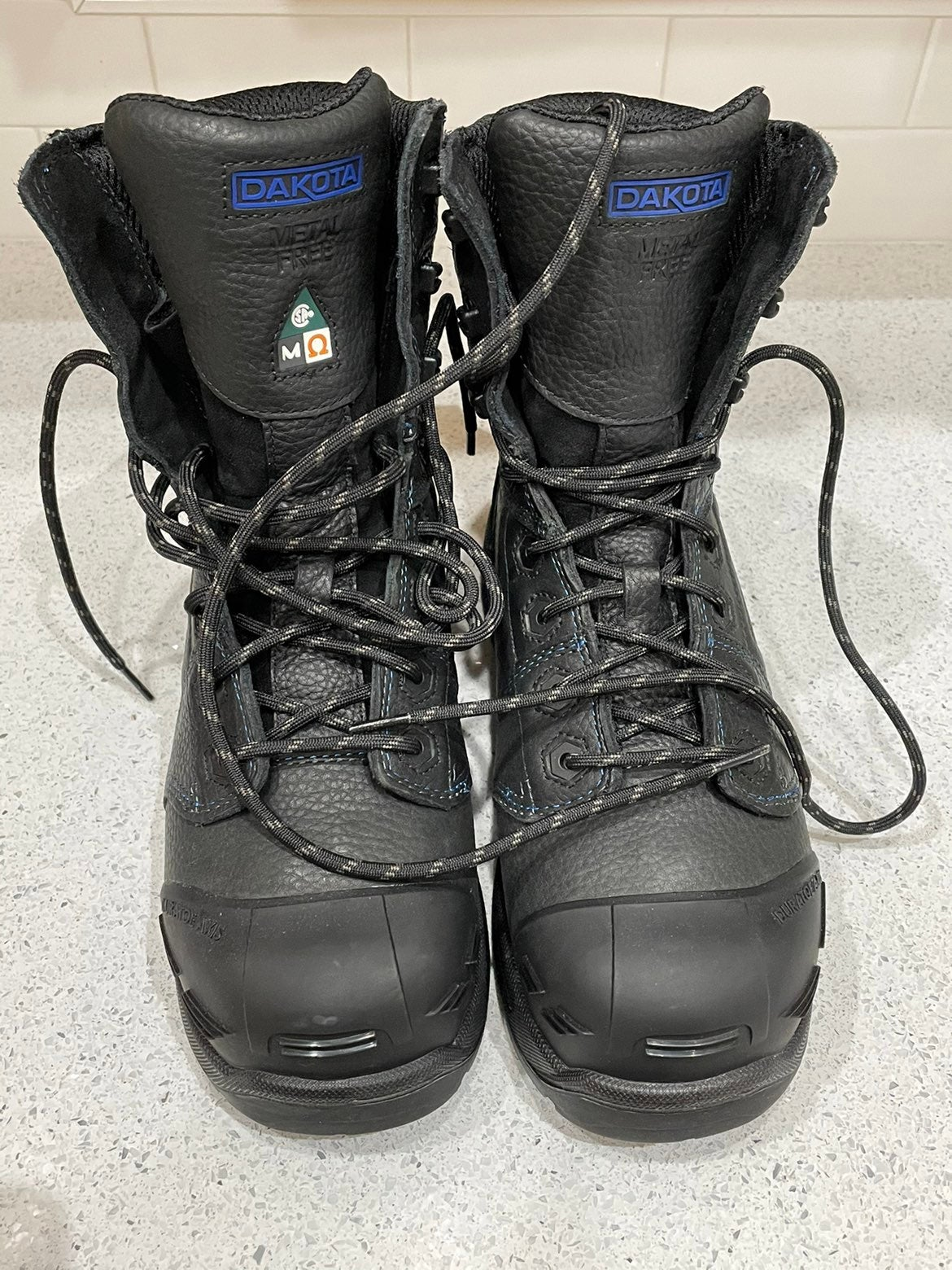 Dakota insulated work boots
