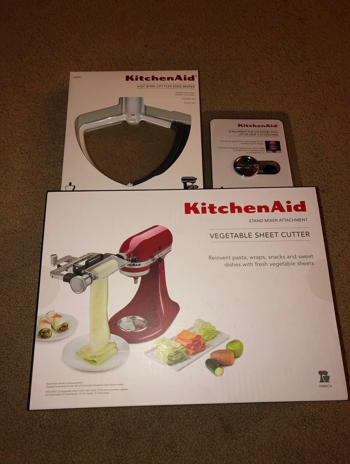 KitchenAid attachment bundle
