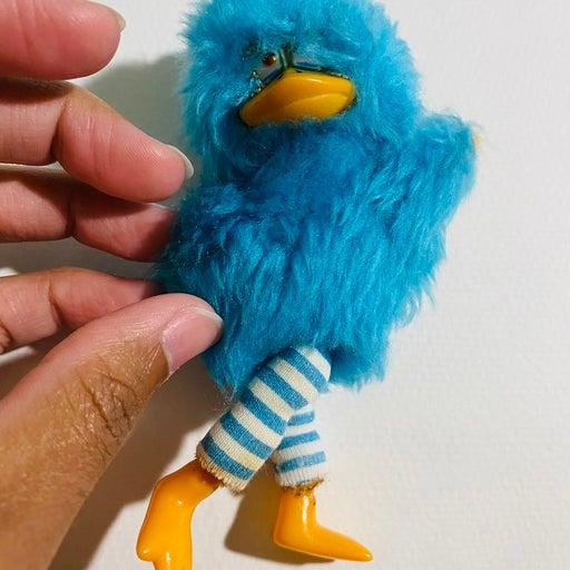 Vintage Blue Looney Birds By Russ Berrie