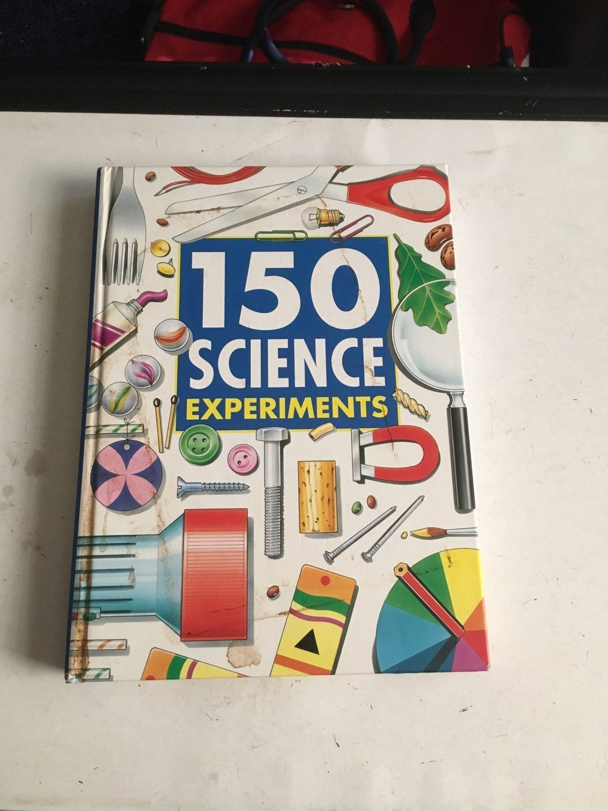 150 Science Experiments