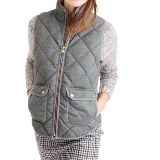 Artesian NY *BLUE* Quilted Vest