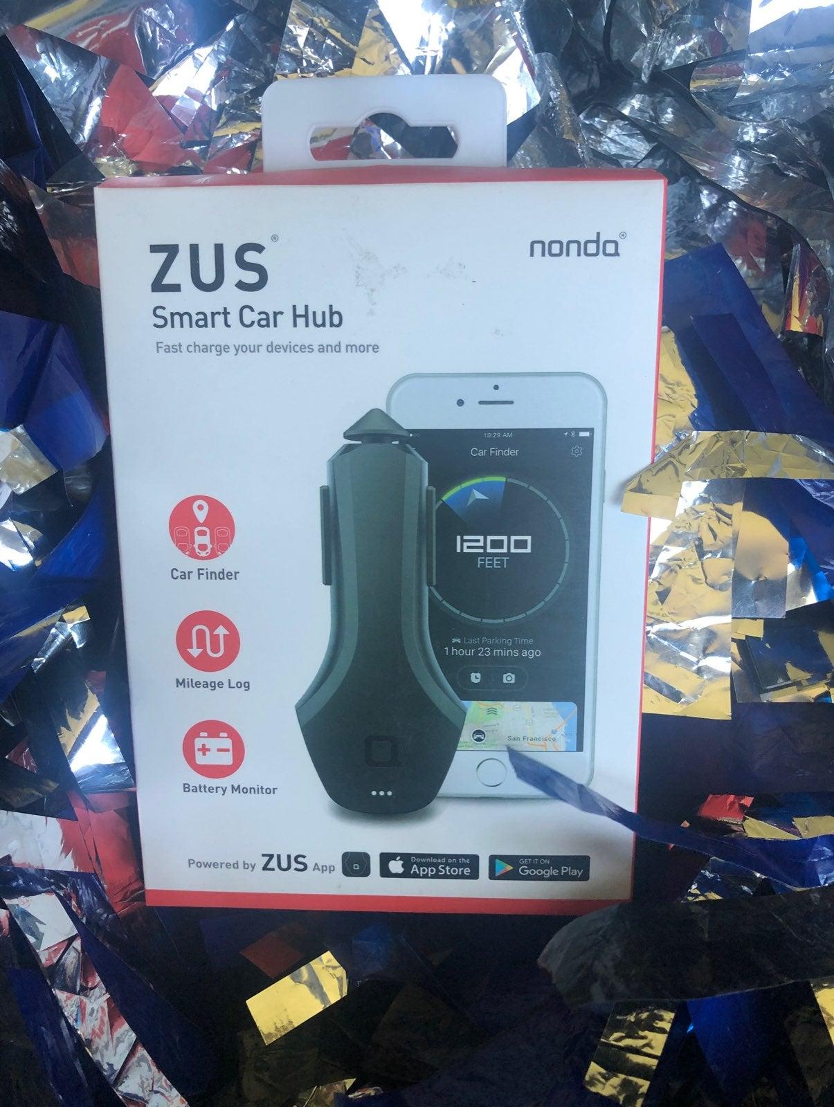 ZUS Smart Car Hub