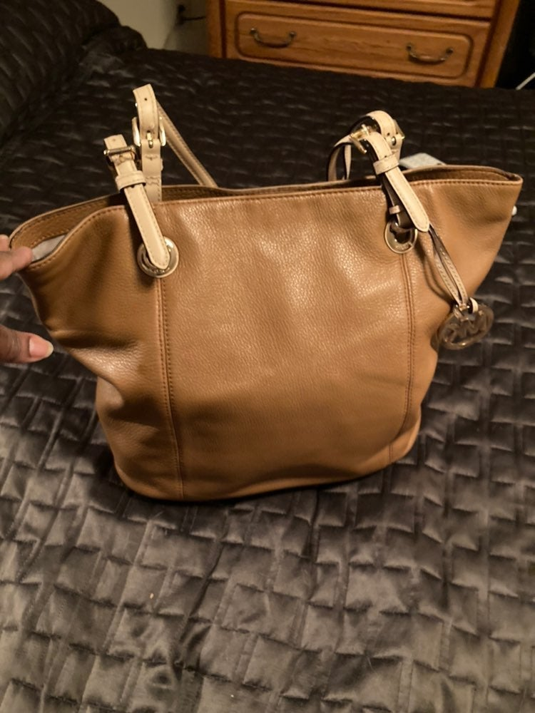Micheal kors Leatger Tote