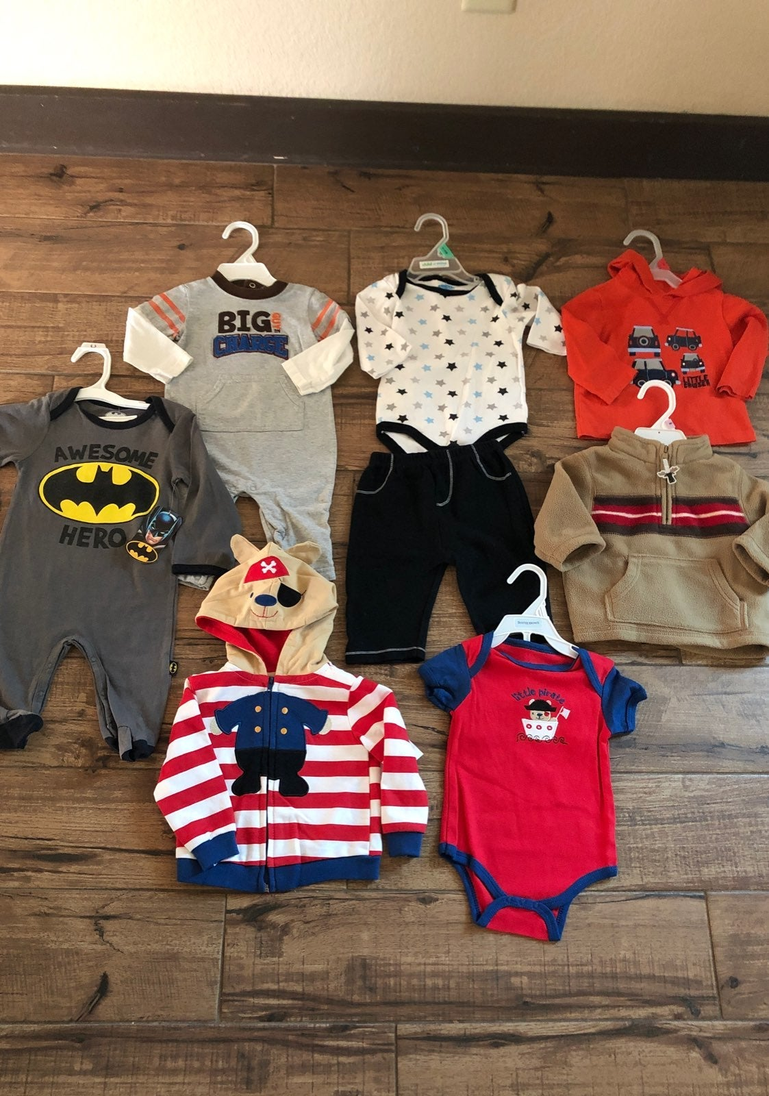 Baby Boy Clothing 6-9 Month