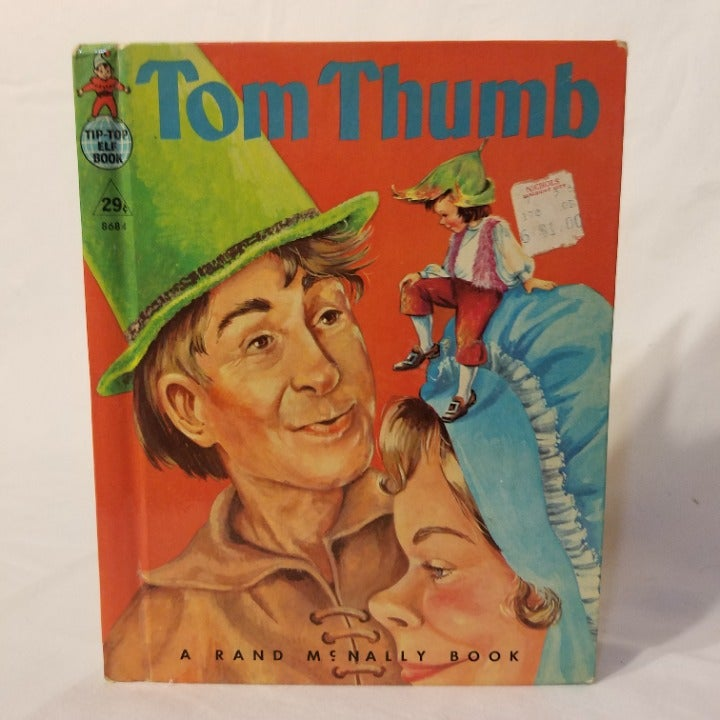 Tom Thumb Tip Top Elf Book