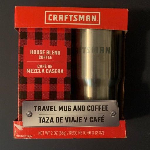 Craftsman Travel Mug