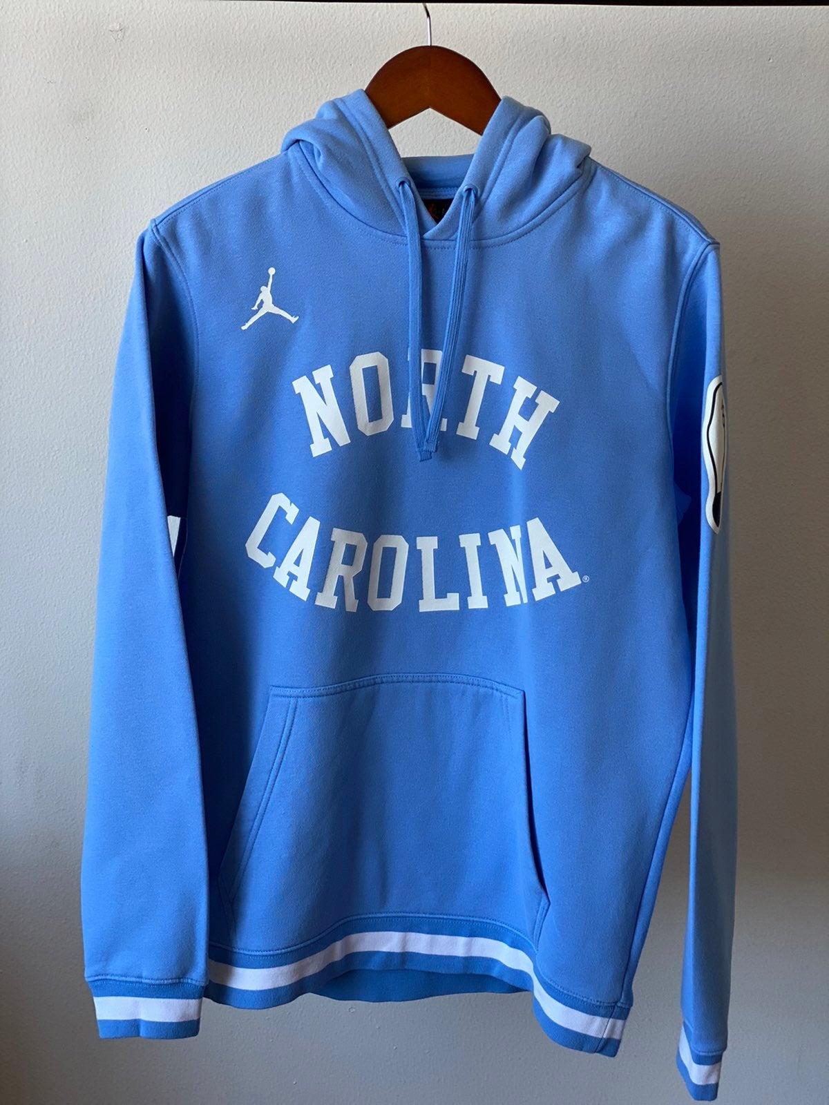 Jordan North Carolina Hoodie Sz M