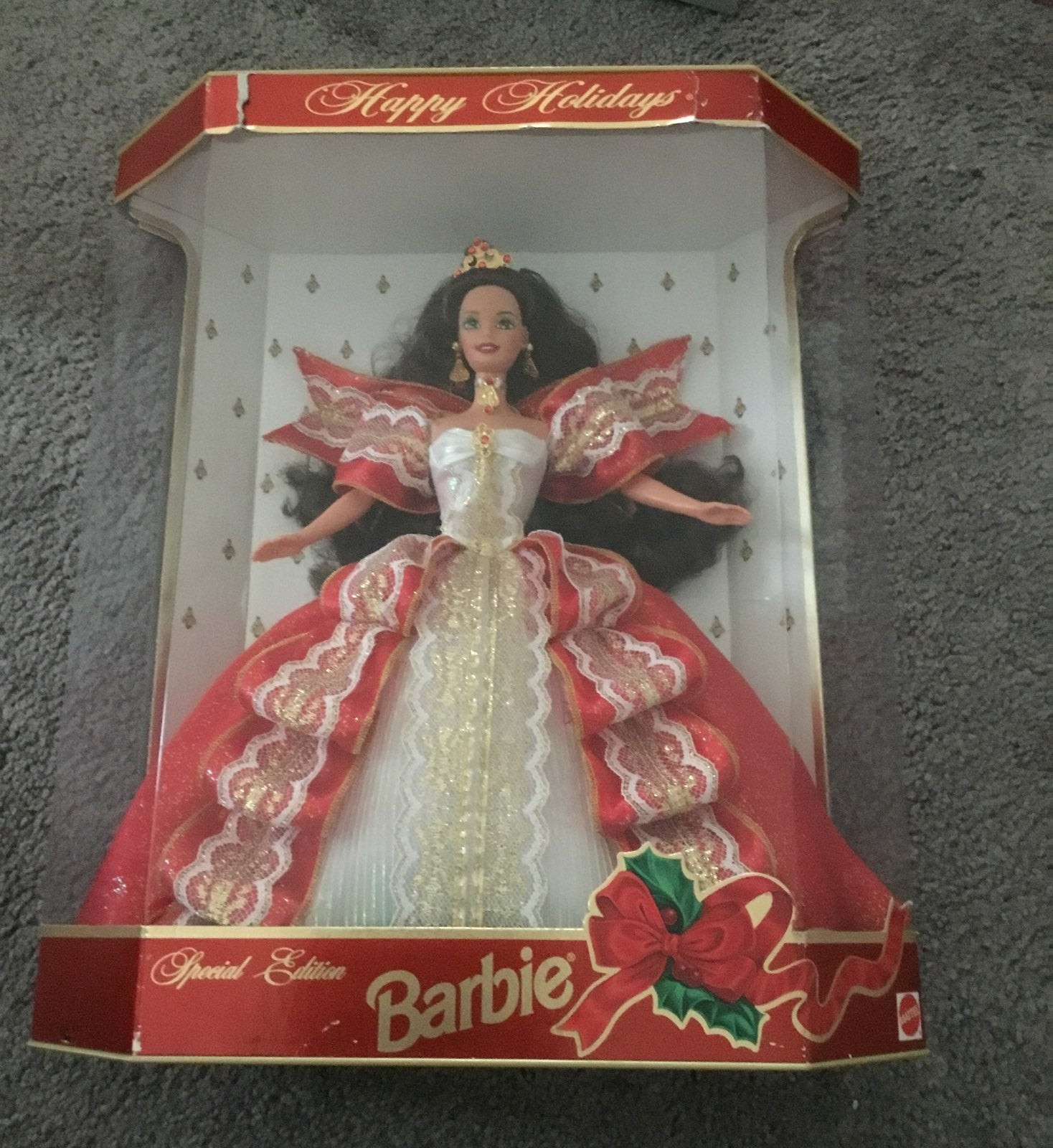 1997 Holiday Barbie