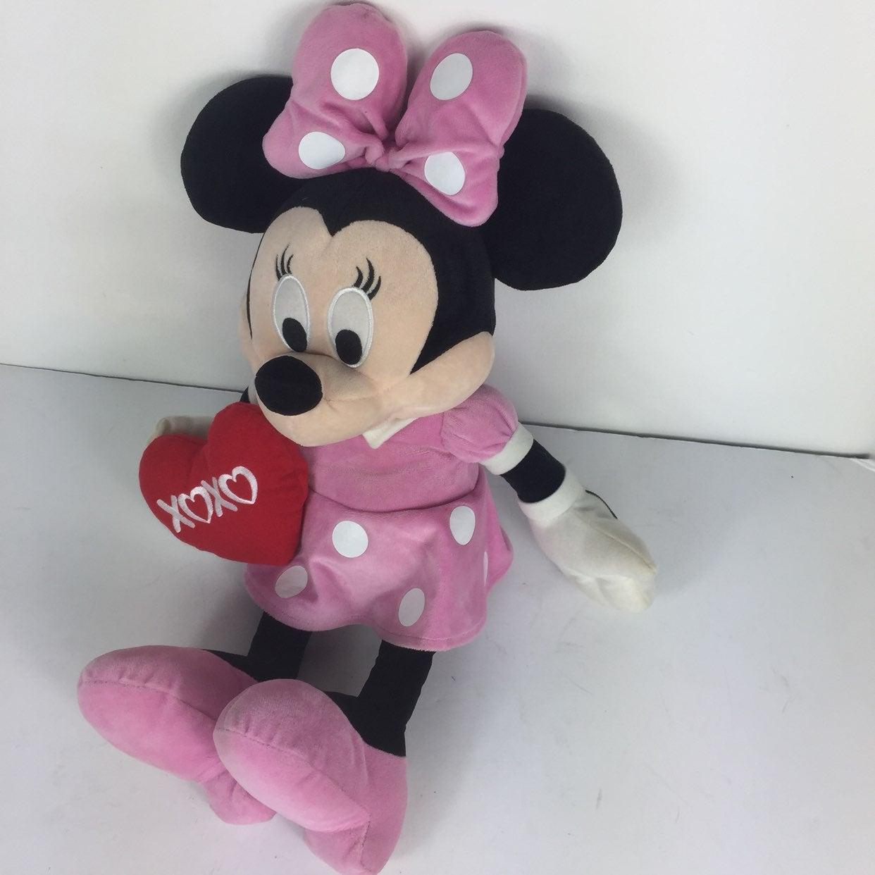 Disney Minnie Mouse Plush Toy Doll