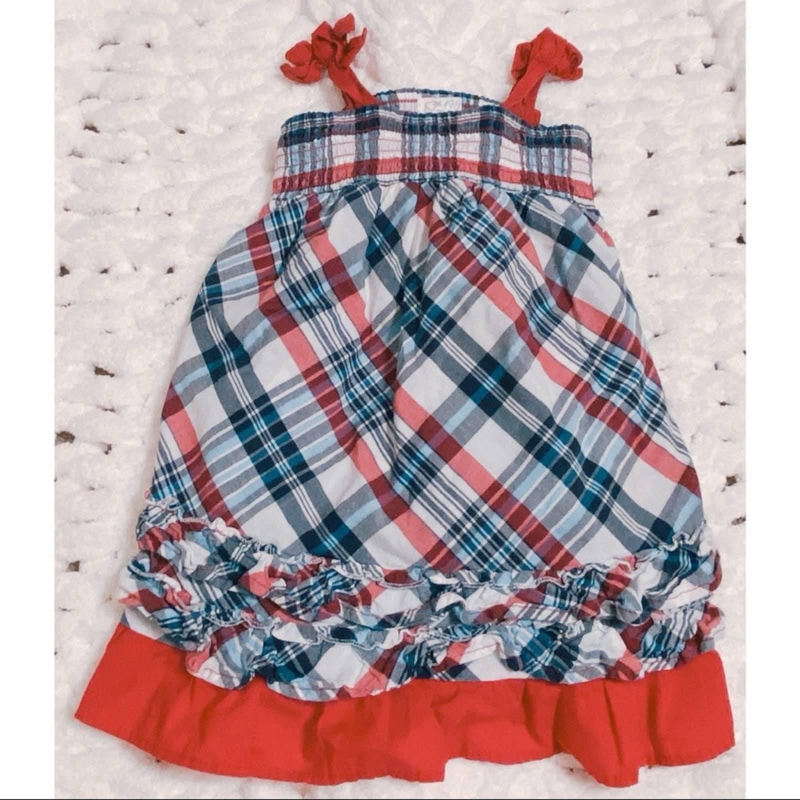 Kids Fourth of July Dress
