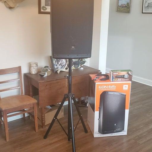 JBL bluetooth speaker 1000 watts