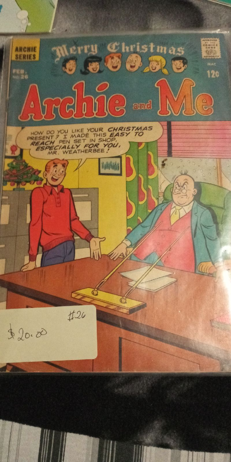 archie and me #26