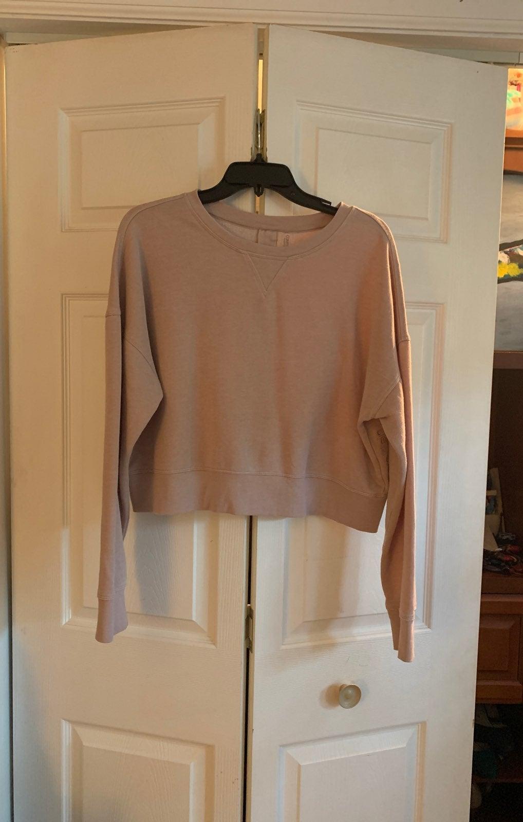 Calvin Klein Crop Sweatshirt
