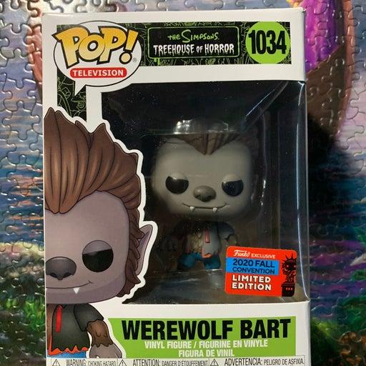 Werewolf bart funko pop