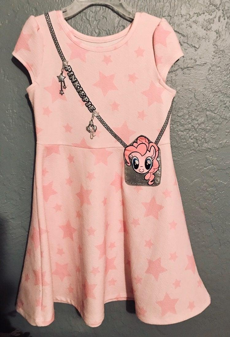 My little pony 5T dress