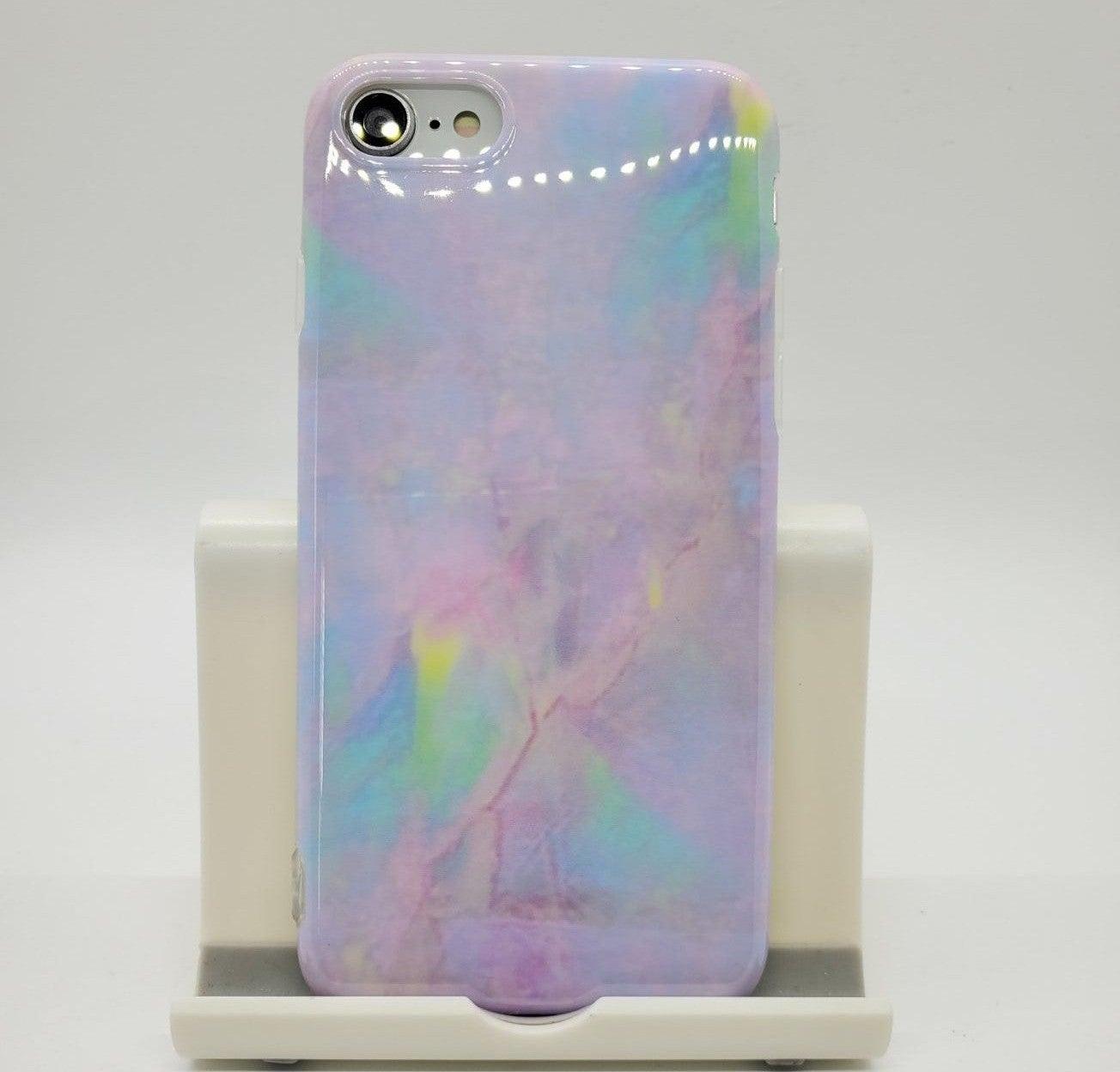 Kphone SE 2020 case Marble Gradient