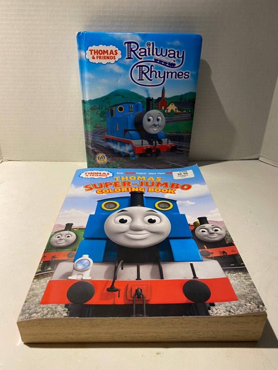 Thomas & Friends Railway Rhymes & more