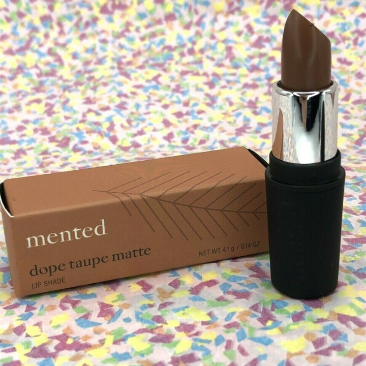 MENTED Matte Lipstick DOPE TAUPE
