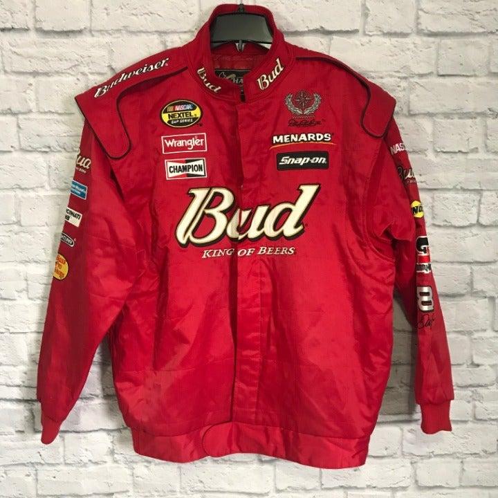 Chase Authentics Budweiser XL Jacket EUC