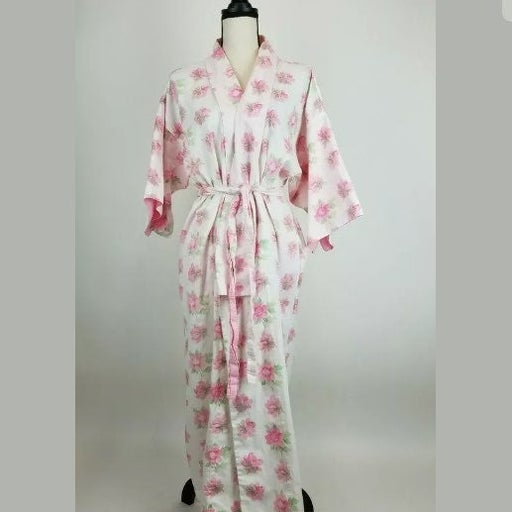 Crabtree & Everlyn kimono-Cotton  Robe