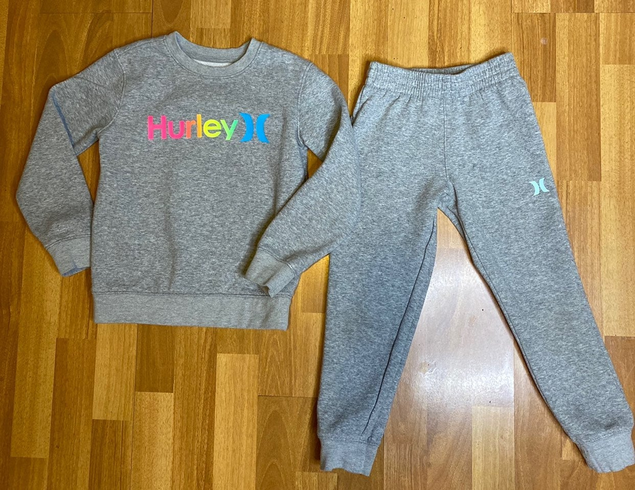 Hurley Sweatsuit Size 6T