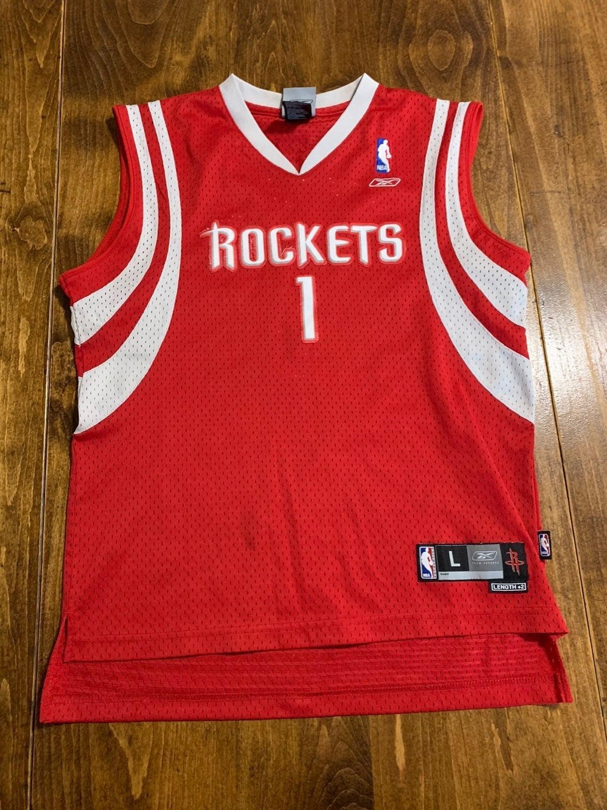 Houston Rockets Tracy McGrady Jersey