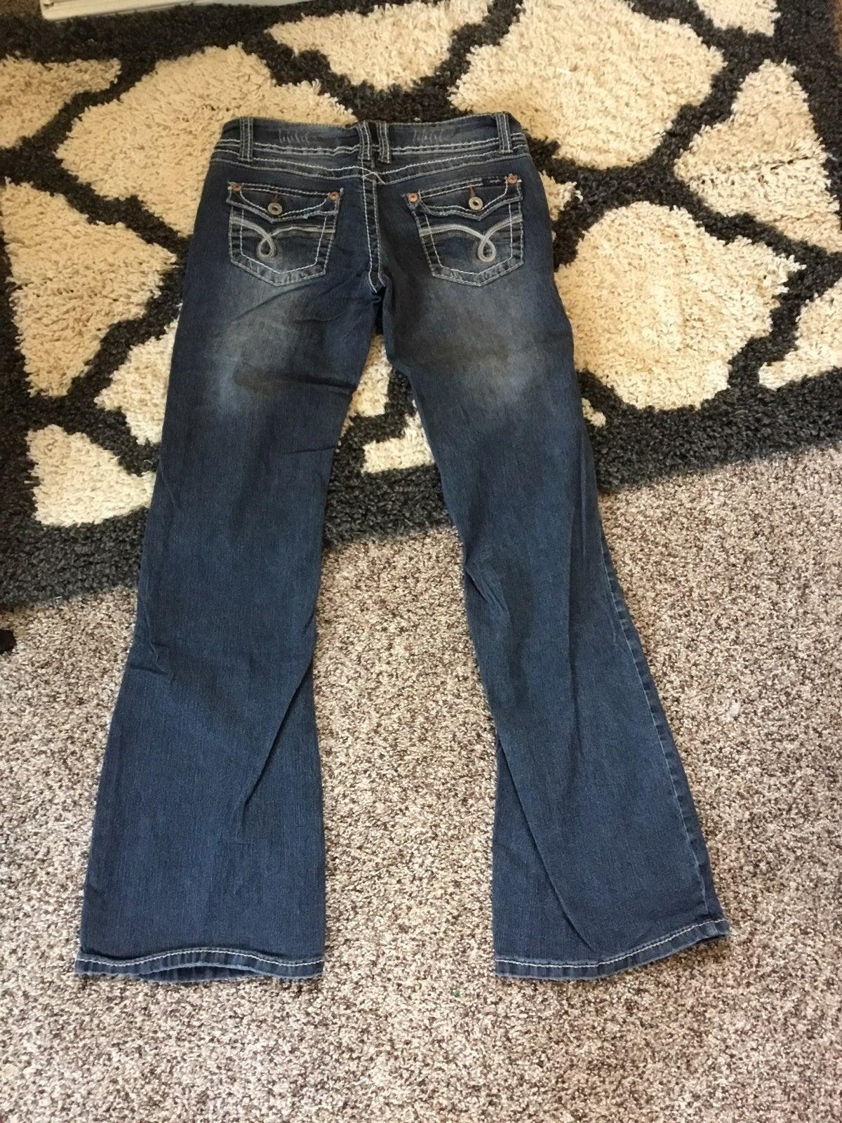 angels jeans Sz 9