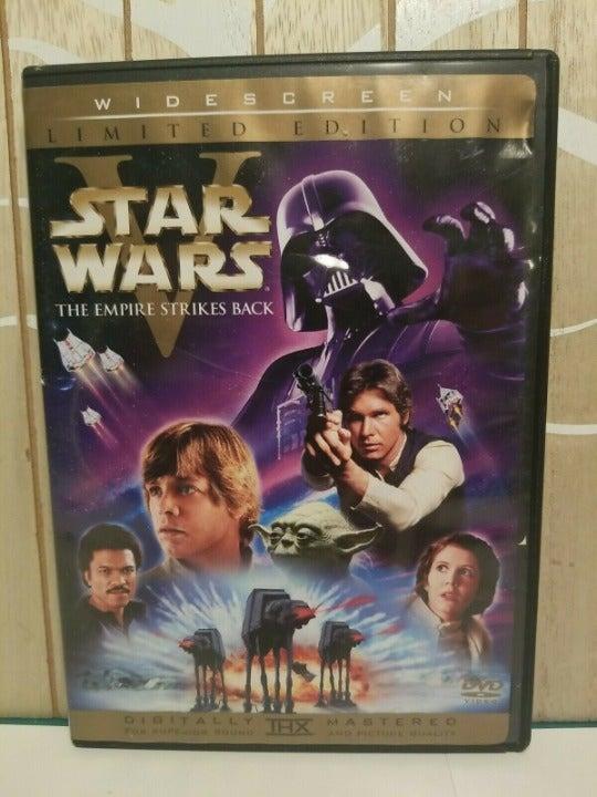 Star Wars V Empire Strikes Back LE DVD