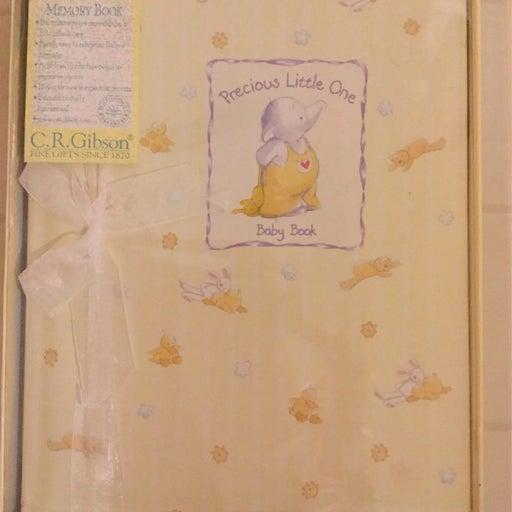 Baby's Treasured Memories Book