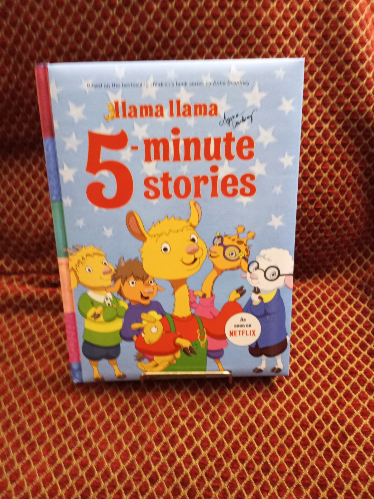 Llama Llama 5 Minute Stories...