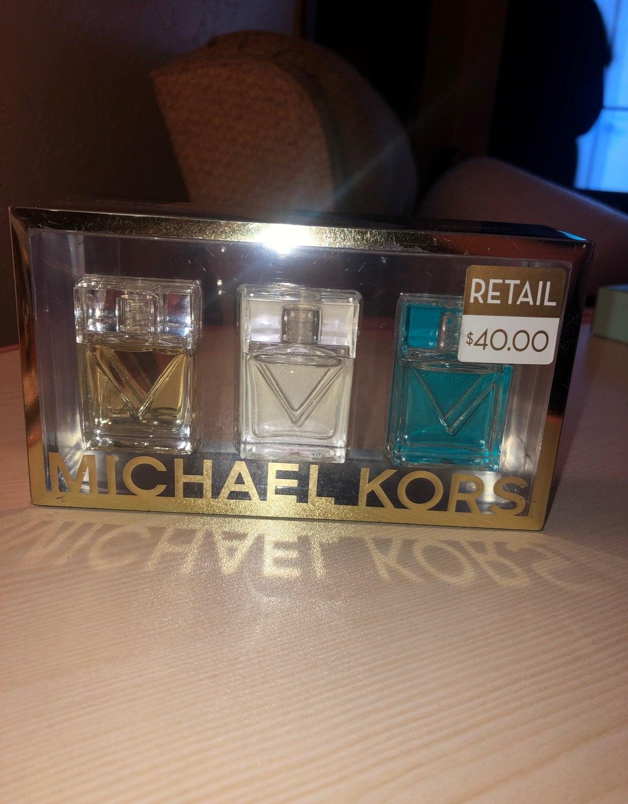 Michael Kors Perfume Trio