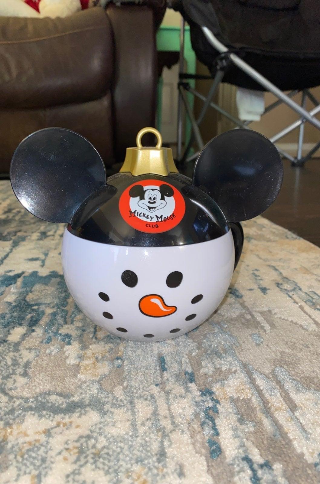 Disney Mickey Mouse Club Xmas Ornament