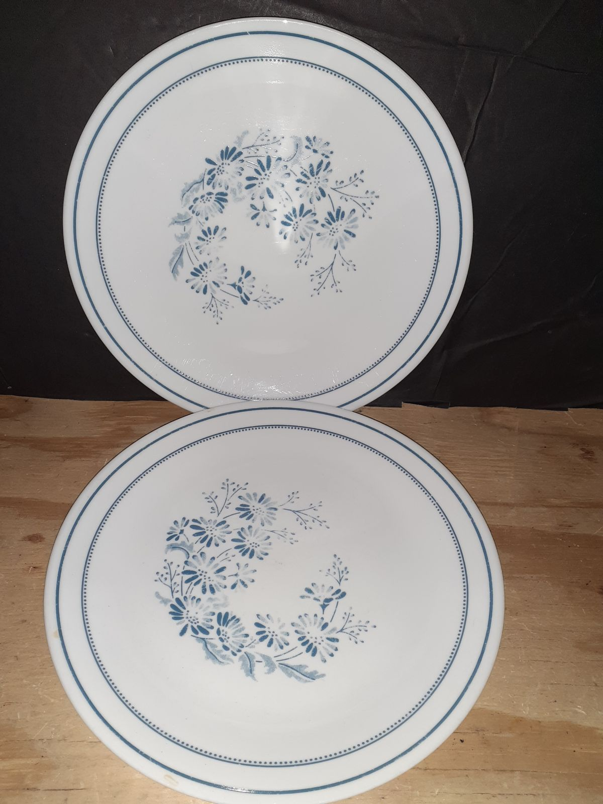 Colonial Mist Corelle by Corning Dinner