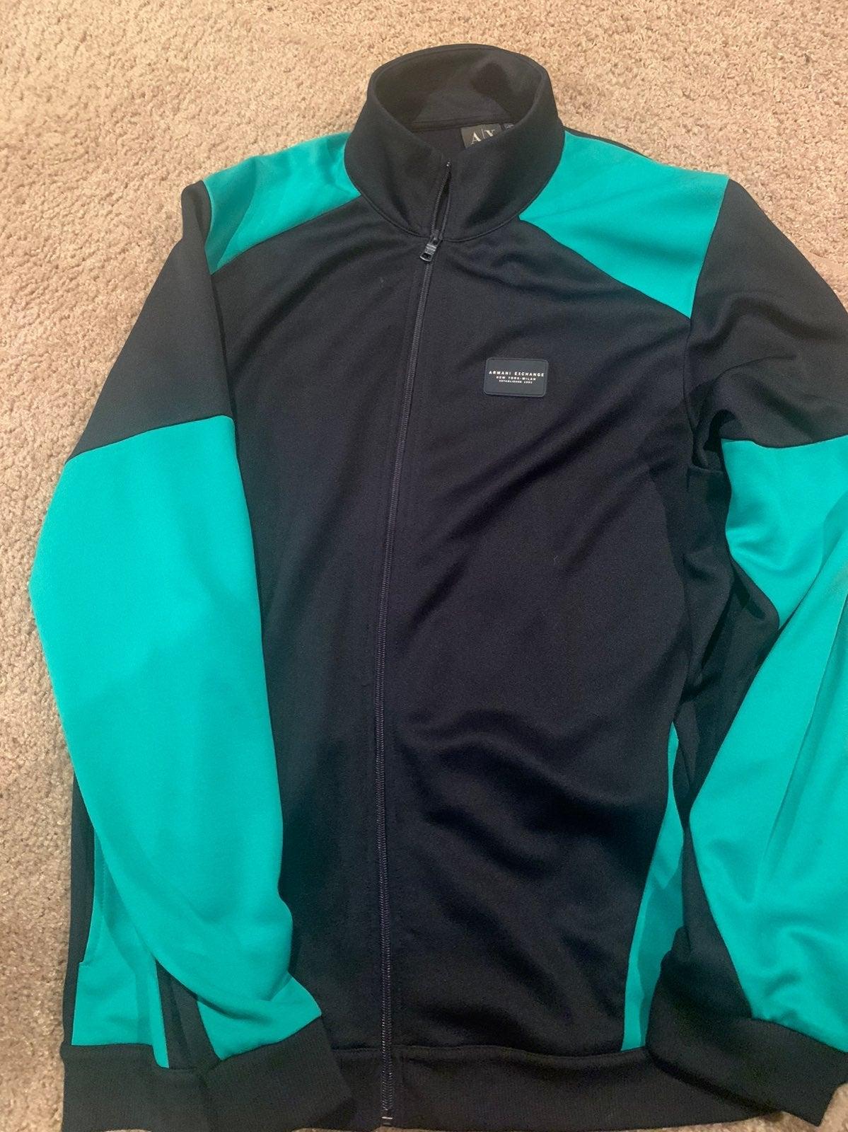 Armani Exchange track jacket XXL