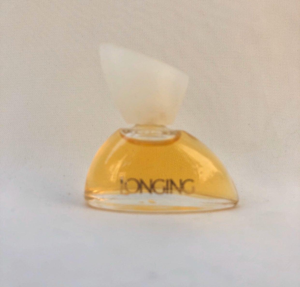 Vintage Longing Coty Mini Perfume