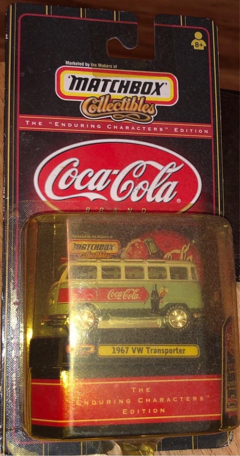 matchbox coca cola collection