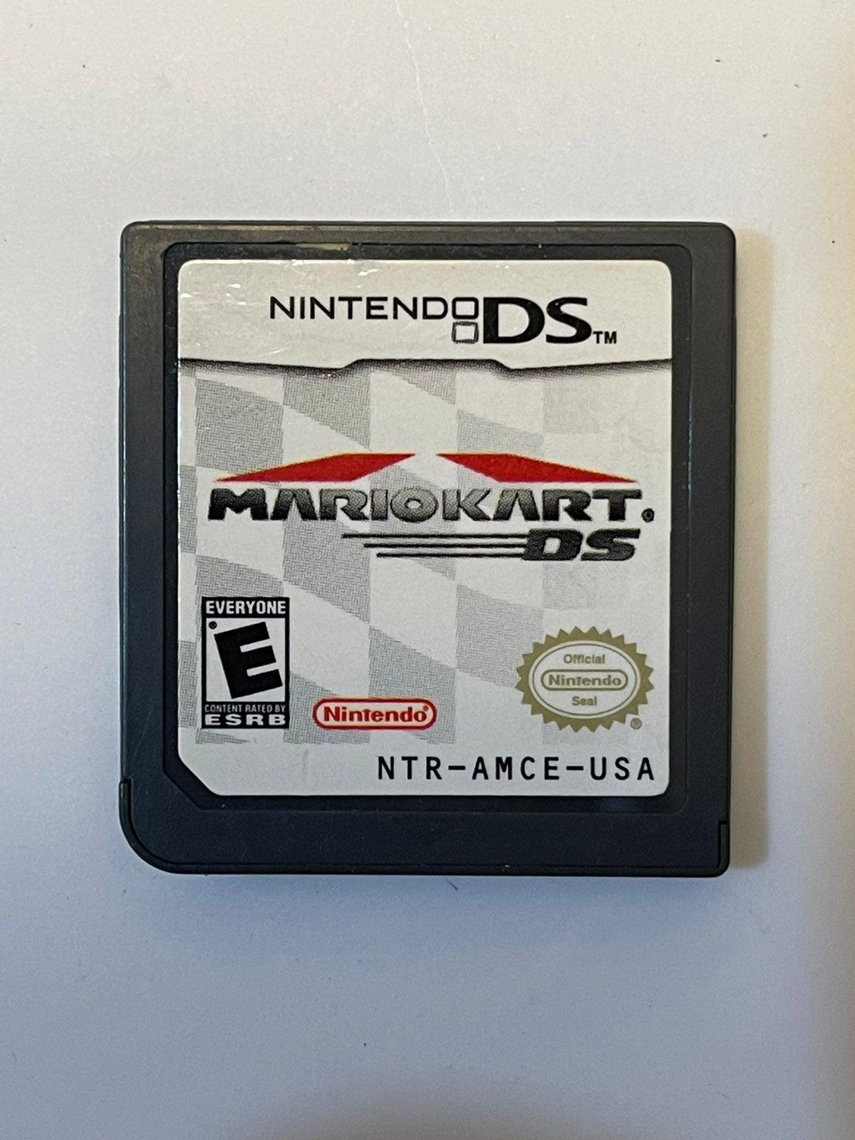 Mario Kart DS on Nintendo