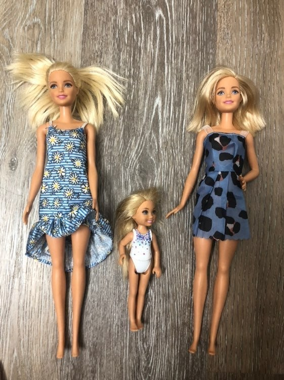 Barbies and Chelsea