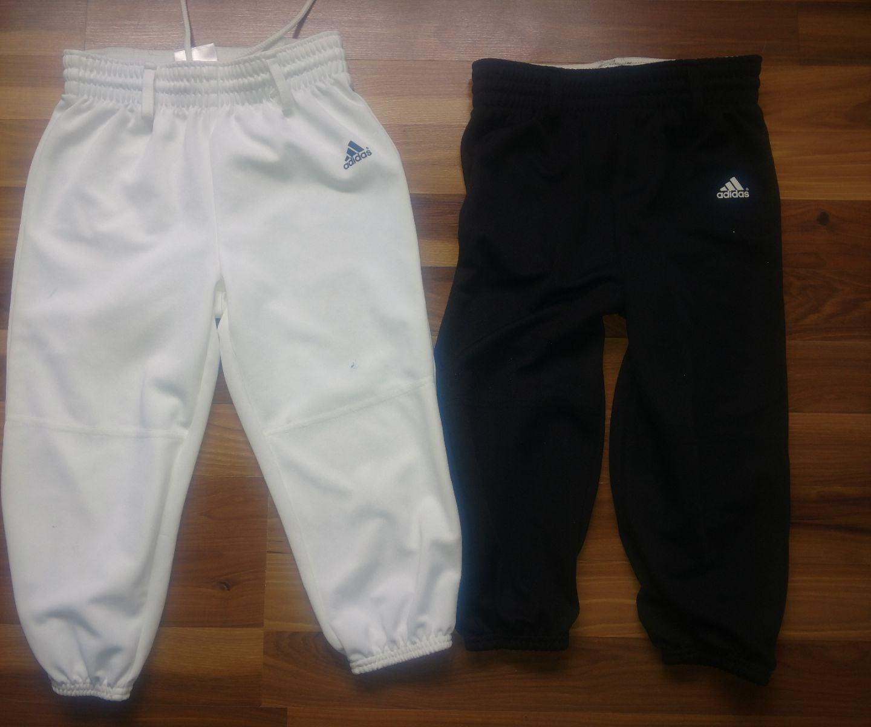 Boys Adidas size small baseball knickers