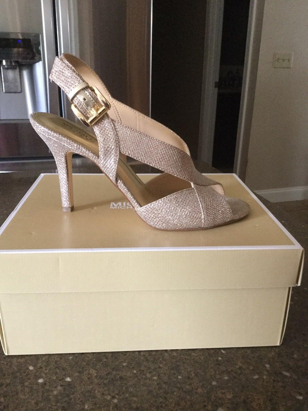 Michael Kora heels