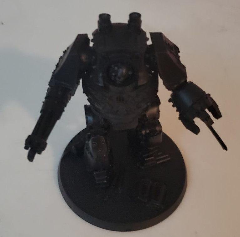 iron hands contemptor dreadnought