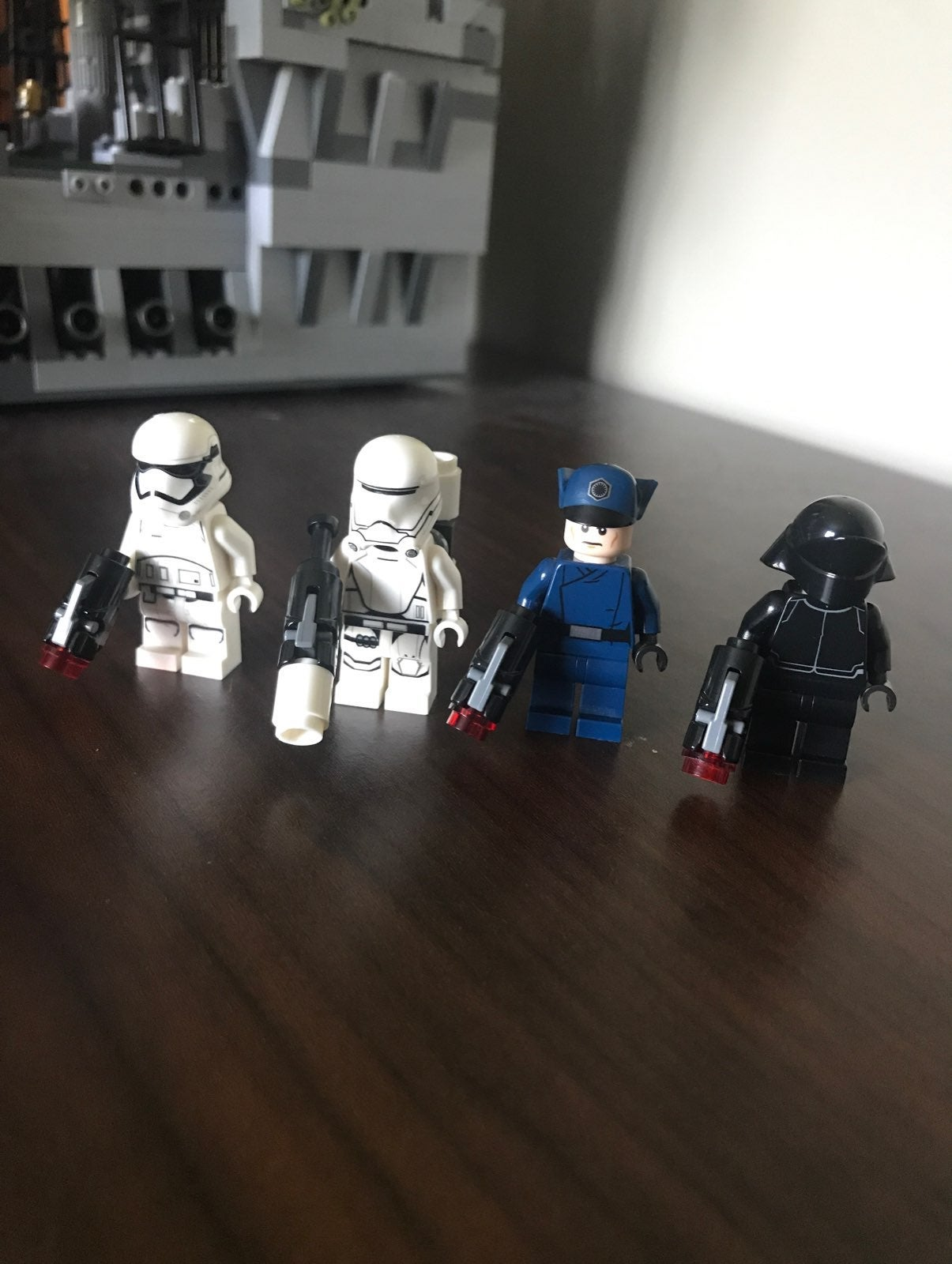 Lego Star Wars Minifig Lot