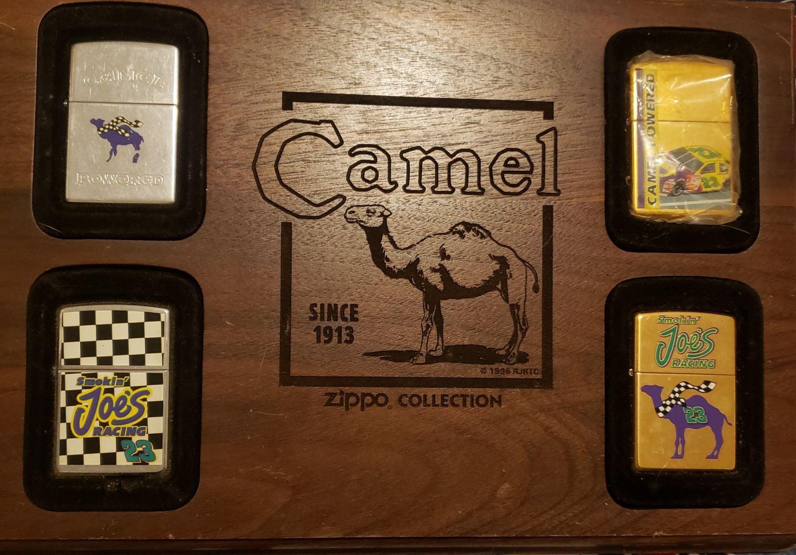 Smokin Joe Camel Racing 23
