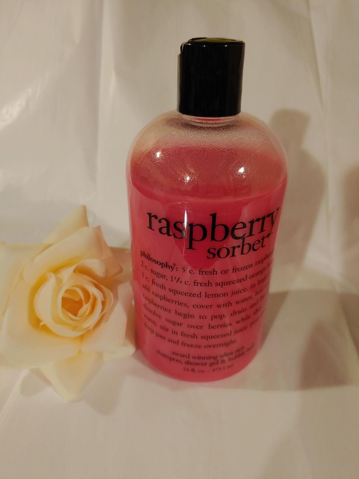 Philosophy Raspberry 16oz Body Wash