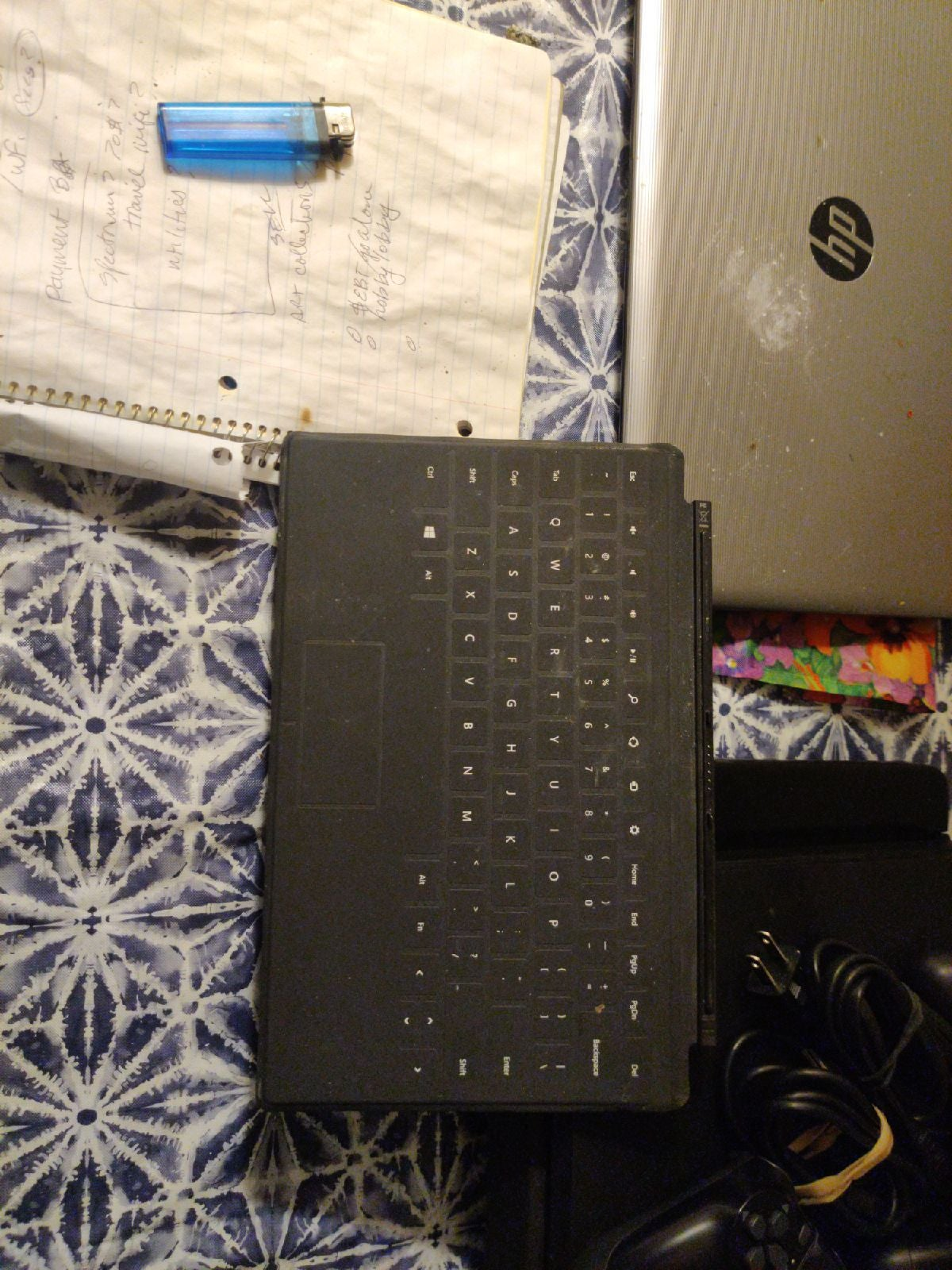 tablet surface keyboard