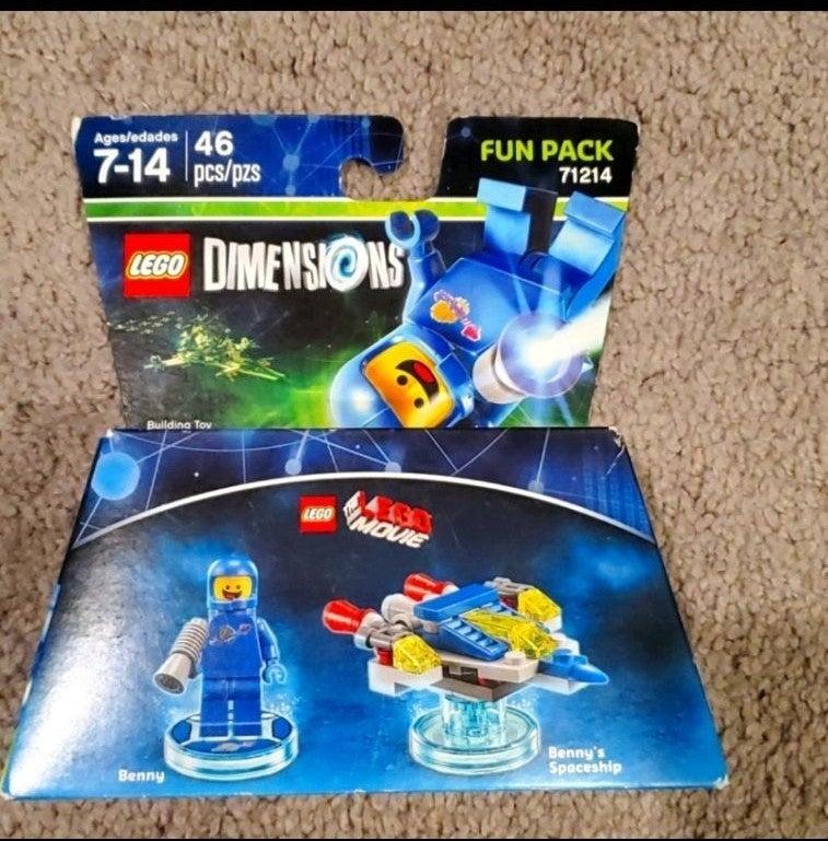 """Lego Dimensions """"LEGO Movie"""