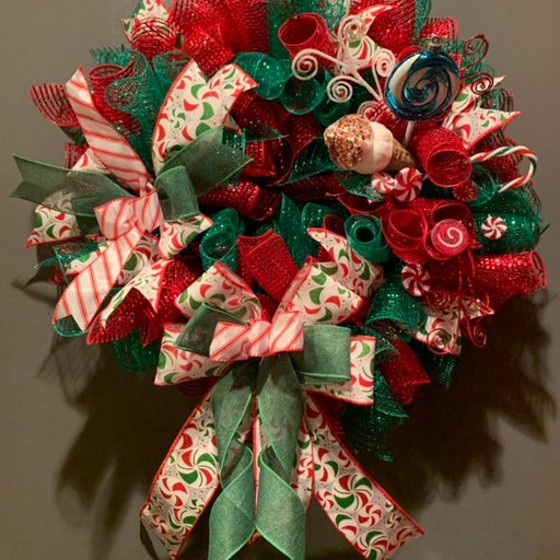 Sweet Christmas wreath